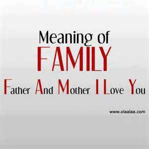 Family Parents Love Download Love Quotes