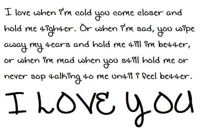 Couple Quotes Love Letters To Your Boyfriend