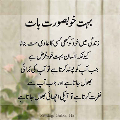 Inspiring Sad Poetry And Quotes In Urdu