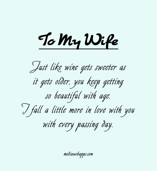 I Love My Wife Quotes Pictures