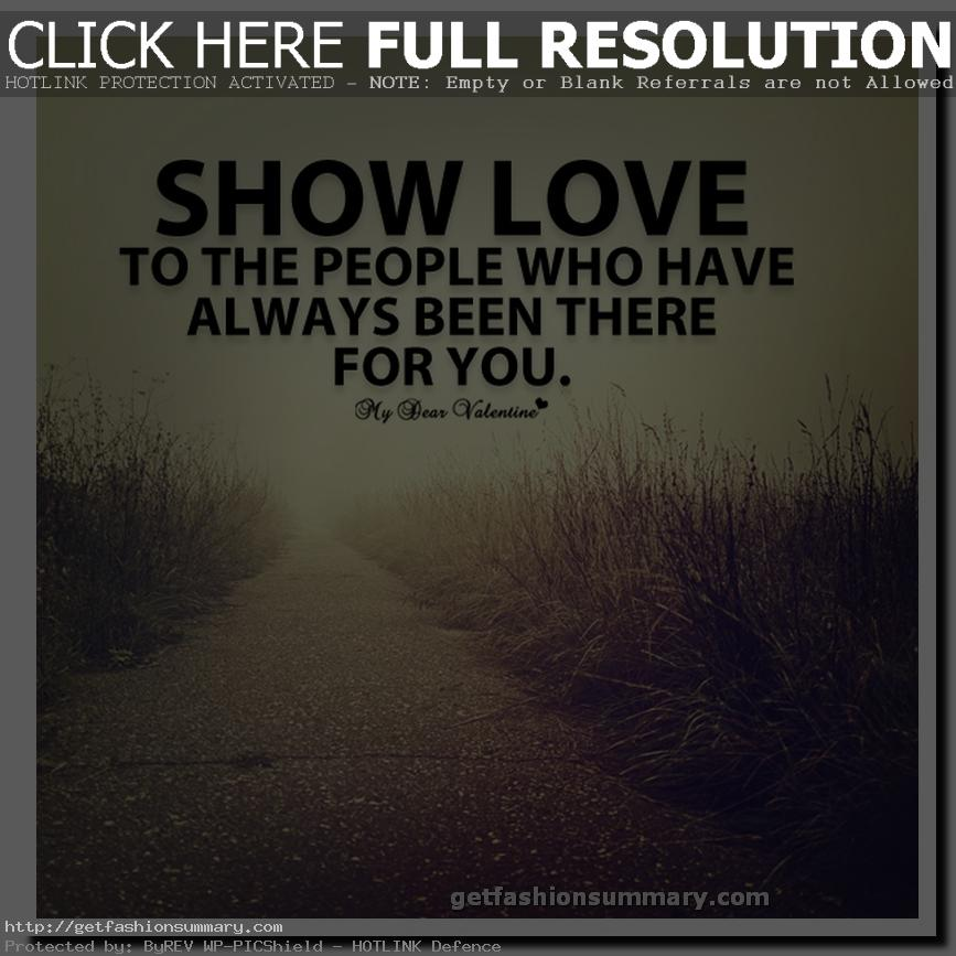 Deep Love Quotes Show Love To The People Who Have