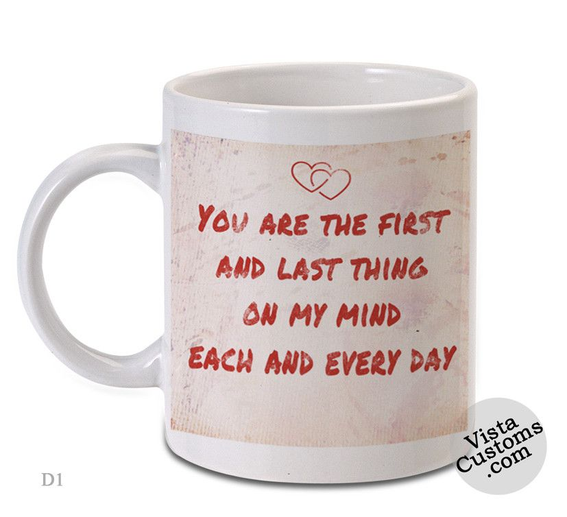 Cute Love Quotes Ed Sheran Coffee Mug Coffee Mug Tea Design For