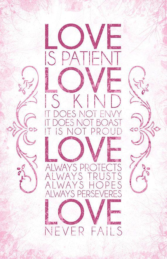Corinthians Love Is