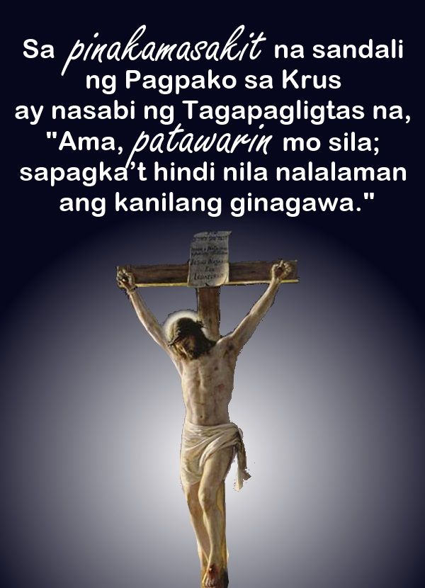 Tagalog Christian Quotes Inspirational