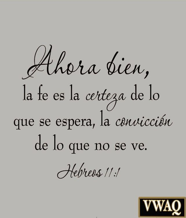 Christian Quotes About Faith In Spanish
