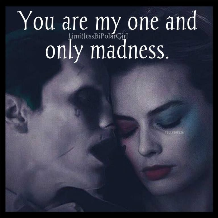Me The Joker For Her And But Where Is My Harley Quinn