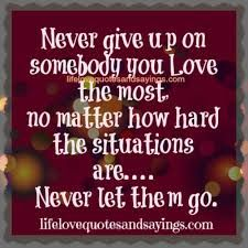 Explore Never Give Up Love Quotes And Saying And More