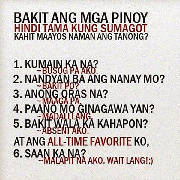 Funny Pictures With Quotes Tagalog