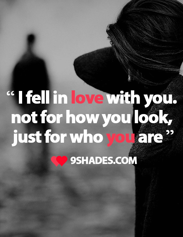 Quotes About Loving Someone Fell In Love For Him Or Her Romantic Whatsapp Dp Images
