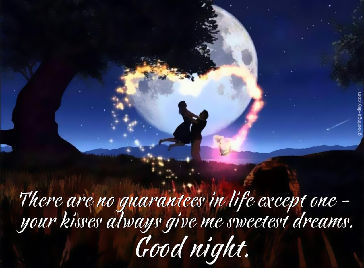 Good Night My Love Free Daily Ecards Status Pics