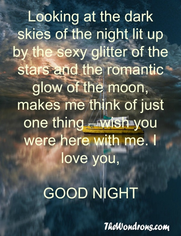 Good Night Quotes Love