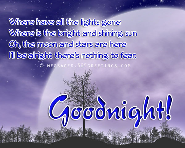 Good Night Love Messages