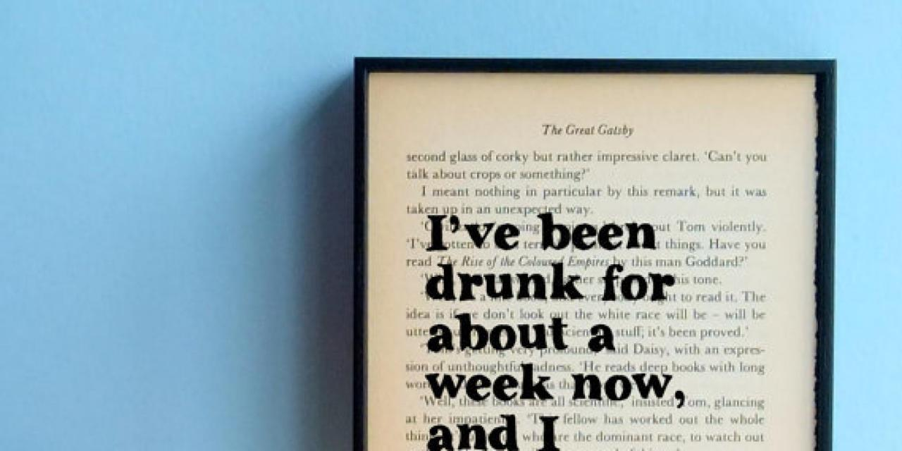 Great Gatsby Love Quote Love Quotes Literature Love Quotes From Famous Novels Valentine