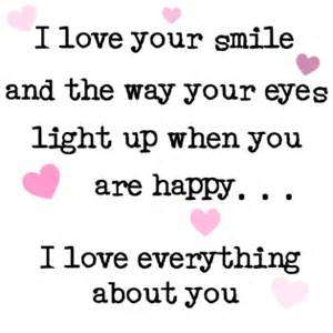 Wish Quotes Your Smile Is Like Quotes I Love His Smile Quotes