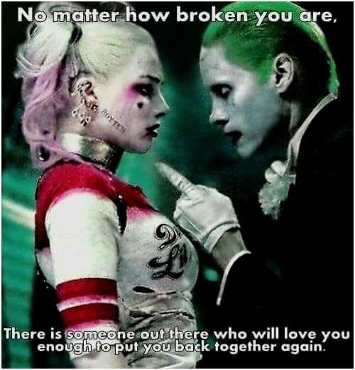 Madlovesquad  Besten Joker Harley Quinn Dc Marvel Quotes