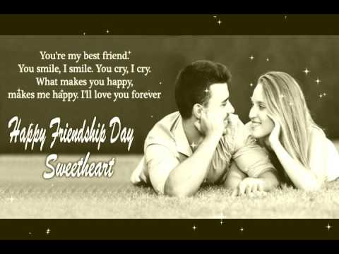 Happy Friendship Day  Love Quotes Messages For Girlfriend Boyfriend