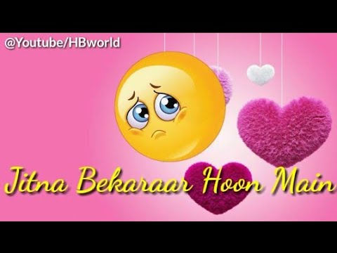 Happy Whatsapp Status Heart Touching Love Quotes In Hindi  Second Romantic Songs