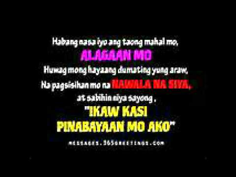 Tagalog Love Quotes With Background Music