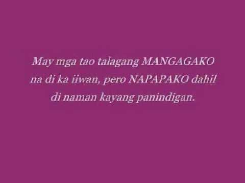 Tagalog Sad Love Quotes Pagsuko