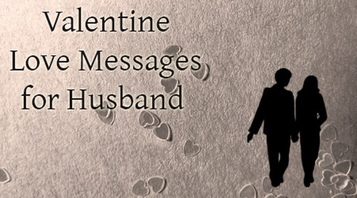 Valentines Day Love Messages For Husband