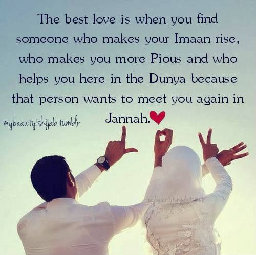 Quotes About Marriage In Islam
