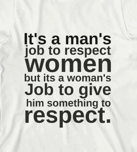 Job Give Love Respect Quotes In Not Different Mode Tre Reflected First Thing Notice The One Greatest