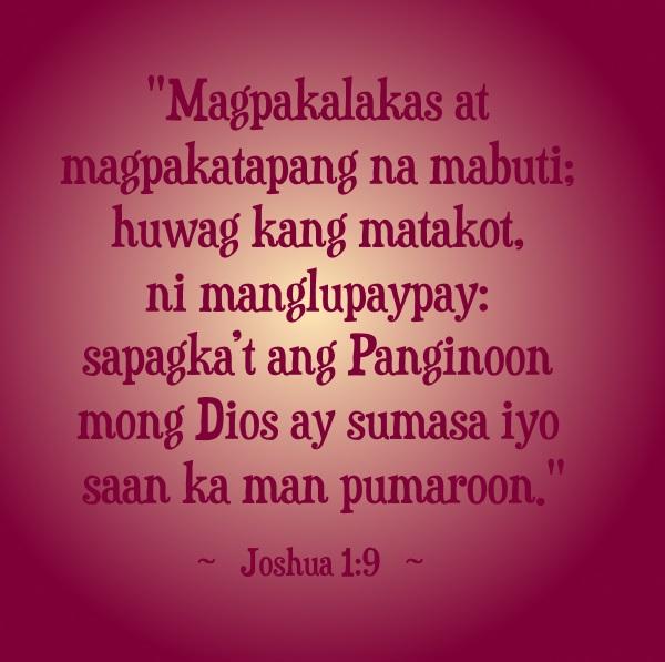 Pagpapatawad Forgiveness Quote Filipino Jesus Quotes
