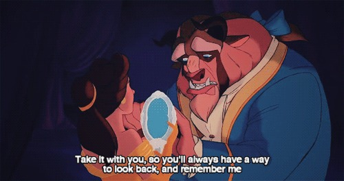 Beauty And The Beast Love And Disney Image