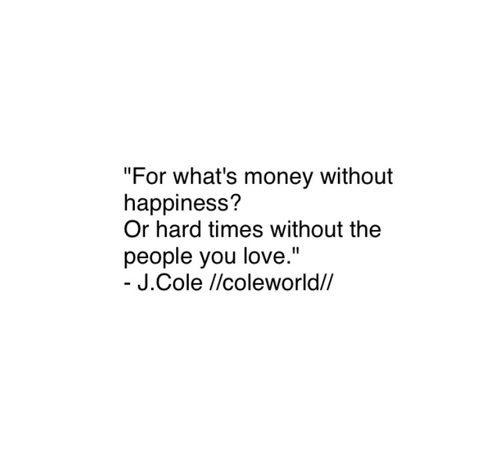 J Cole Quotes From Love Yourz Hover Me