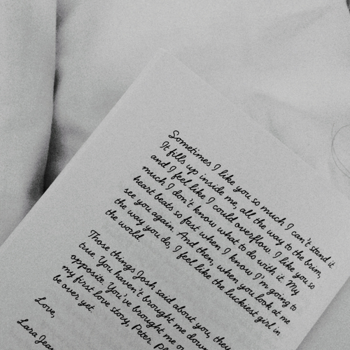 Book Quotes And Letter Image