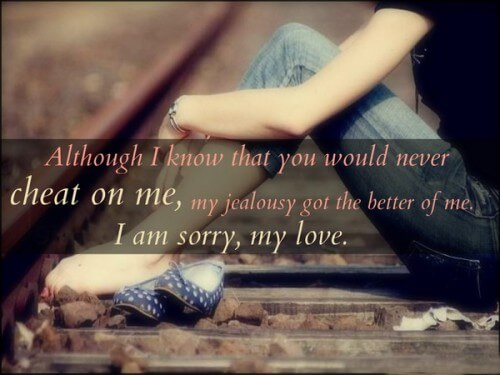 Love Apology Quotes Sorry For Him Her