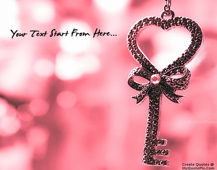 Or Copy Below Quotes Love Is The Master Key