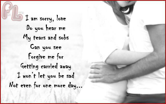 Best Sorry Quotes For My Girlfriend