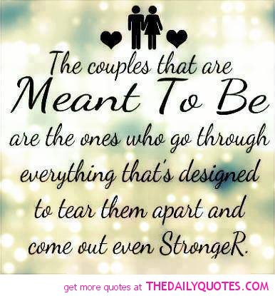 Love Quote For Strong Relationship Valentine Day