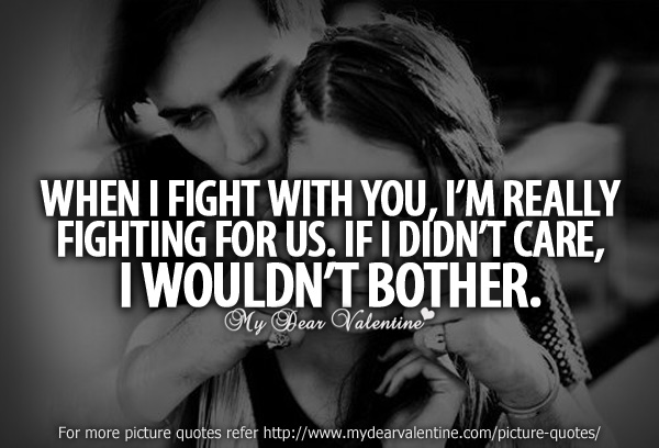 Love Quotes For Boyfriend After A Fight Hover Me