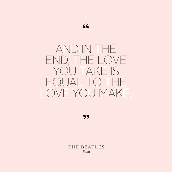 Love Quotes Beatles  Jpg