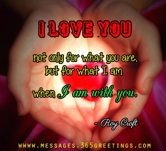 Love Quotes Are Great Way To
