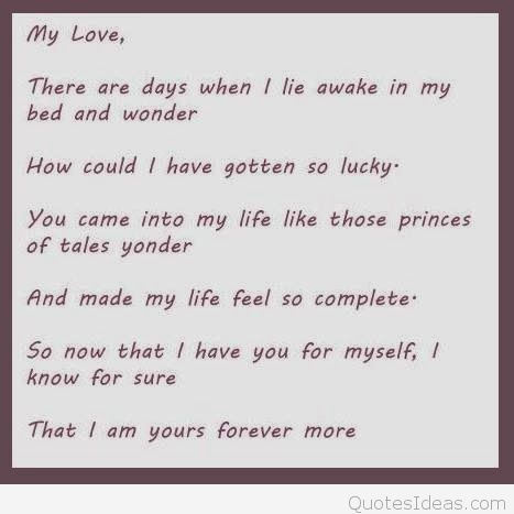 Love Quotes For For Himcutest Love Poems