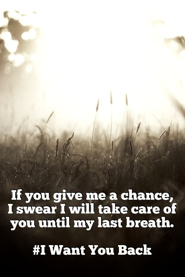 Love Quotes To Get My Ex Back Wallpapers