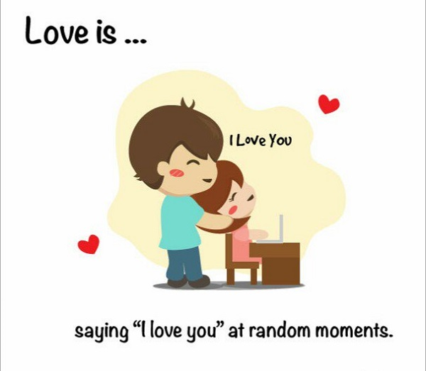 Love Quotes With Dp Image