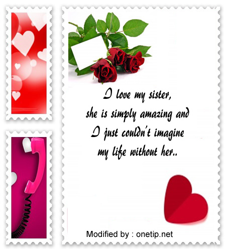Cute I Miss You Texts Cards For My Sisterdownload Cute I Love You