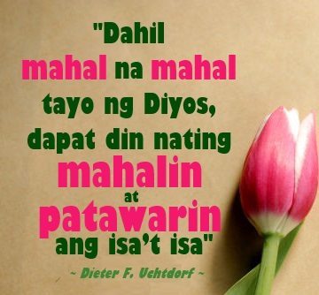 Tagalog Love Quotes Tagalog Jesus Quotes