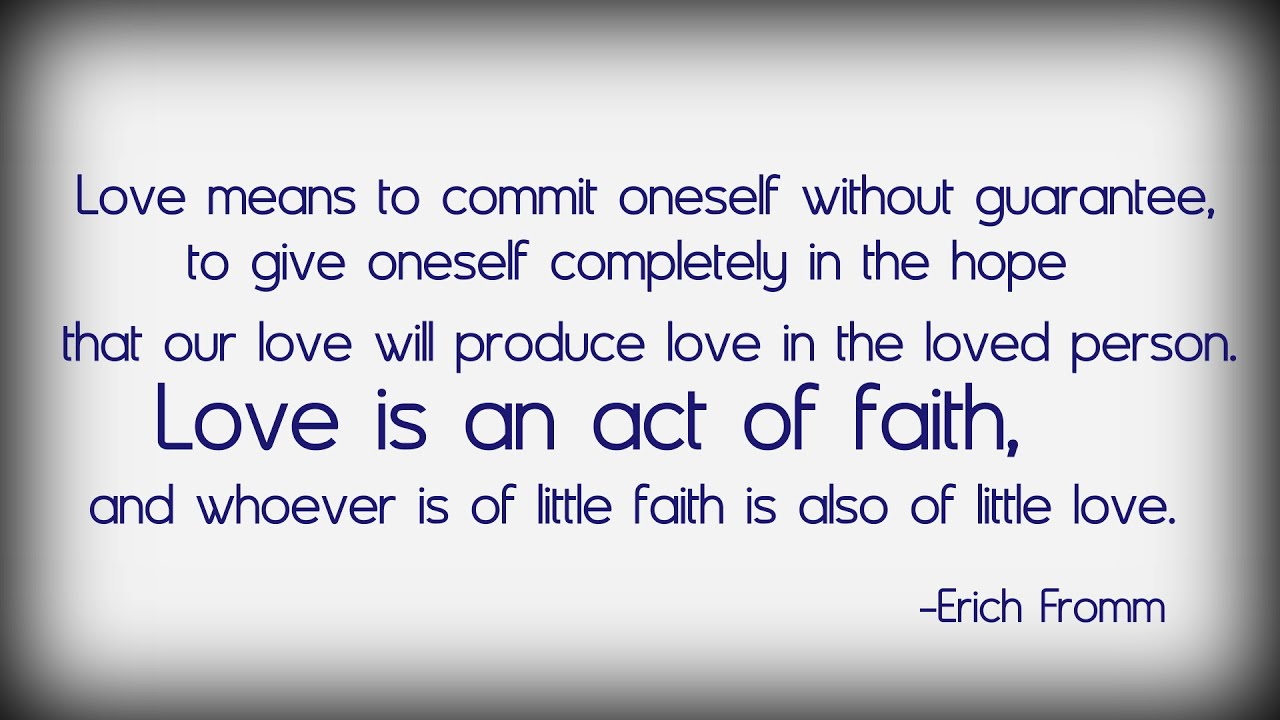 Hd Quotes Erich Fromm Hd Quotes