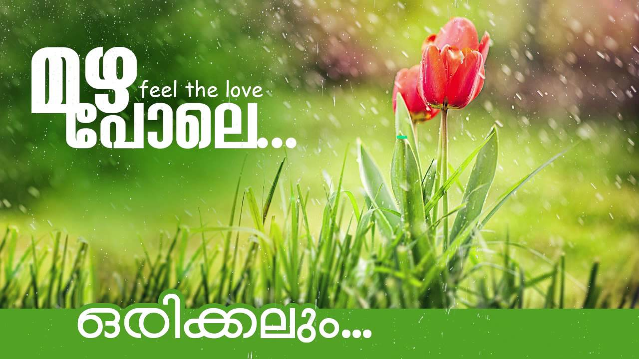 Malayalam Love Quotes With Music Hover Me