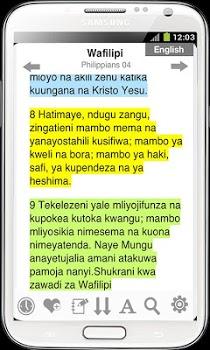 Bible In Swahili Free
