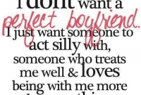 Perfect Boyfriend Love Quotes For Him