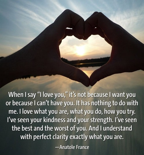 Perfect Clarity Love Quotes For Her