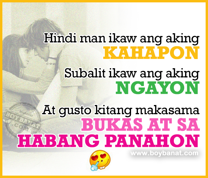 Love Quotes Tagalog For Husband Hover Me
