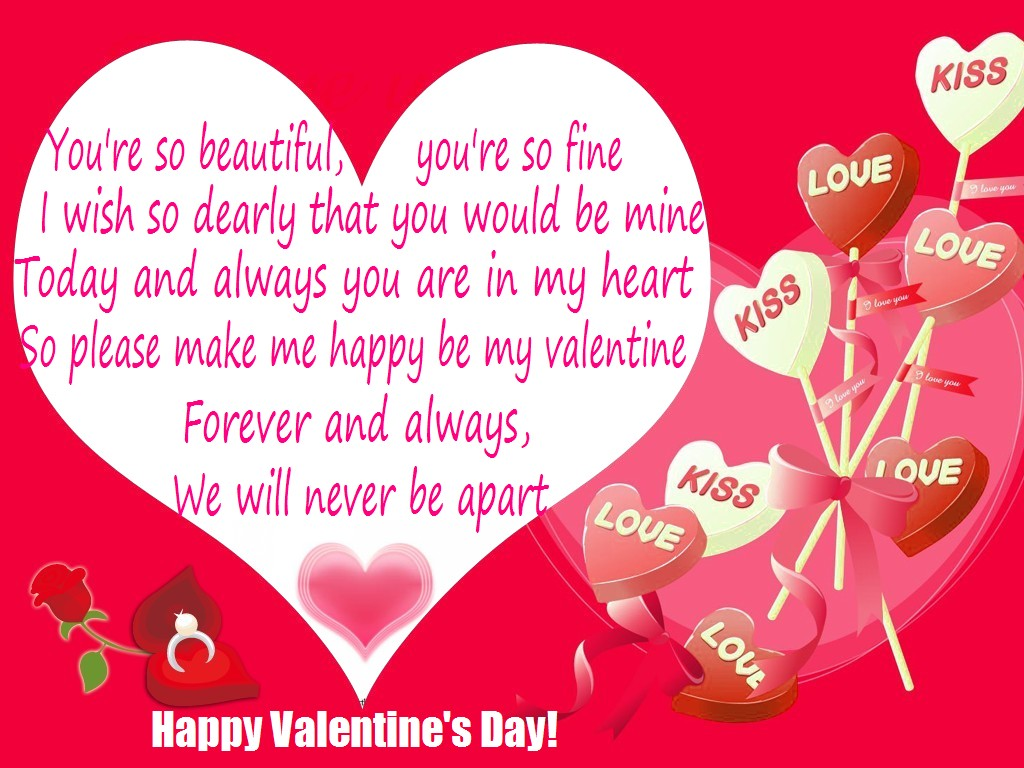 Love Quotes For Valentines Day Cards Custom Happy Valentines Day  Greeting Cards Quotes For Your