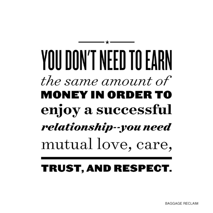 You Dont Need To Earn The Same Amount Of Money To Enjoy A Successful
